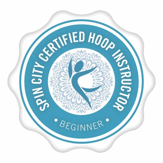Certified Badges Beginner Hoop